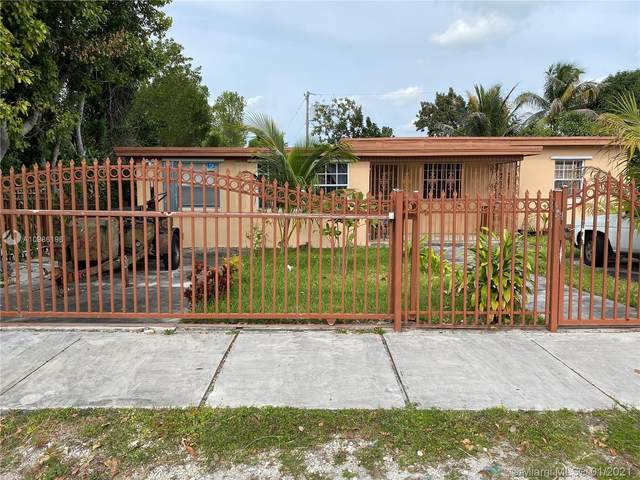 1451 NW 115th St, Miami, FL 33167 (MLS #A10986196) :: Julian Johnston Team