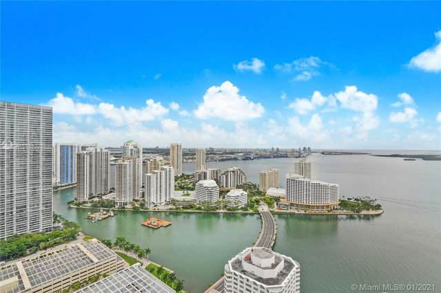 950 Brickell Bay Dr #4310, Miami, FL 33131 (MLS #A10986228) :: Green Realty Properties