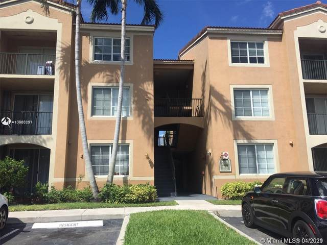 7910 N Nob Hill Rd #206, Tamarac, FL 33321 (MLS #A10986237) :: Search Broward Real Estate Team