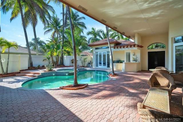 1021 SW 156th Ave, Pembroke Pines, FL 33027 (MLS #A10986263) :: Green Realty Properties