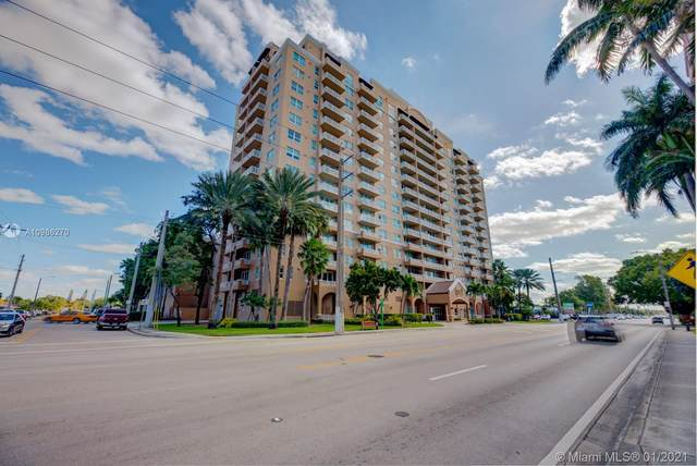2665 SW 37th Ave #413, Miami, FL 33133 (MLS #A10986270) :: Jo-Ann Forster Team
