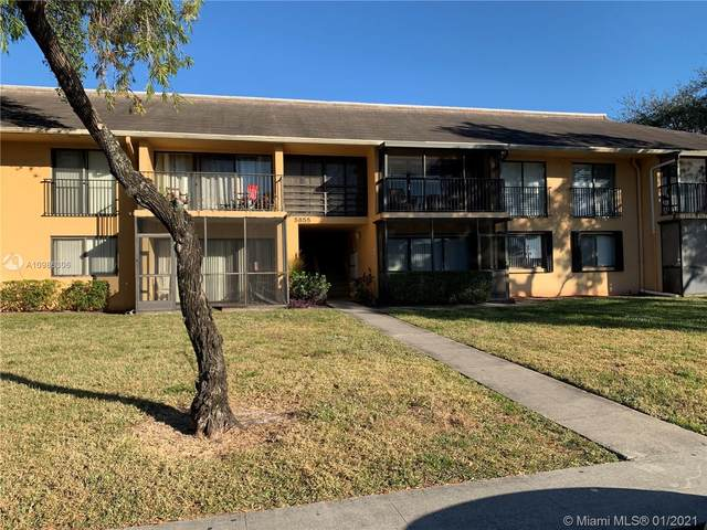5855 Washington St #90, Hollywood, FL 33023 (MLS #A10986306) :: Castelli Real Estate Services