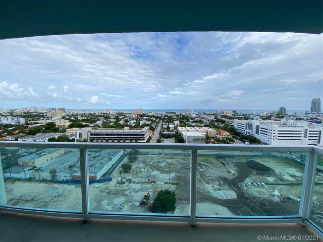 650 West Ave #1806, Miami Beach, FL 33139 (MLS #A10986312) :: THE BANNON GROUP at RE/MAX CONSULTANTS REALTY I