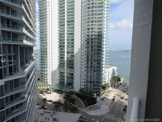 170 SE 14th St #1708, Miami, FL 33131 (MLS #A10986314) :: Search Broward Real Estate Team
