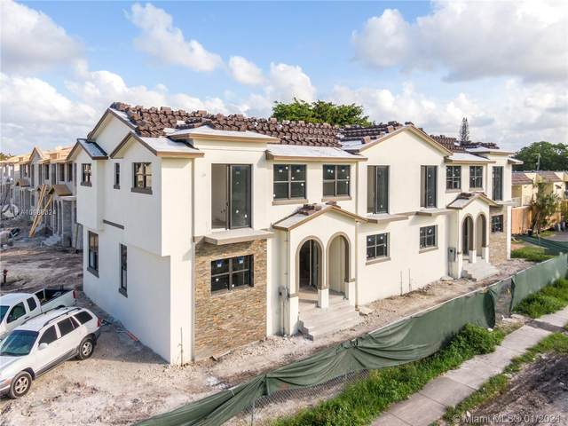 6164 SW 36th Ct #23, Miramar, FL 33023 (MLS #A10986324) :: Green Realty Properties