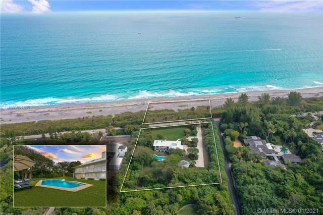 322 S Beach Rd, Hobe Sound, FL 33455 (MLS #A10986389) :: Berkshire Hathaway HomeServices EWM Realty