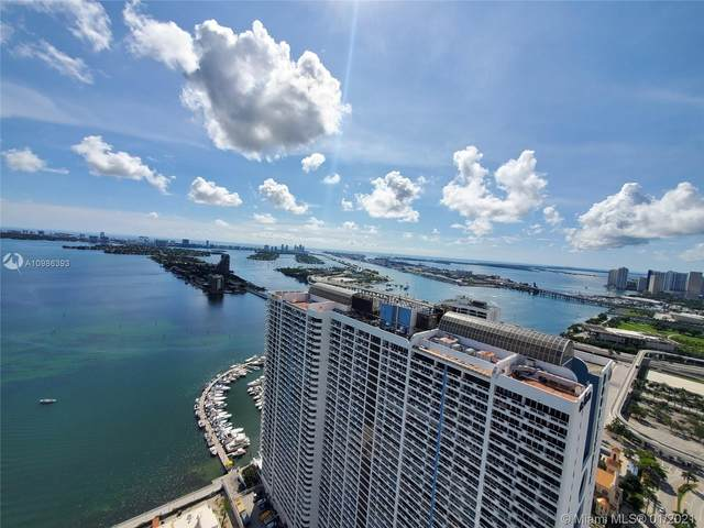 1750 N Bayshore Dr #4904, Miami, FL 33132 (MLS #A10986393) :: Search Broward Real Estate Team