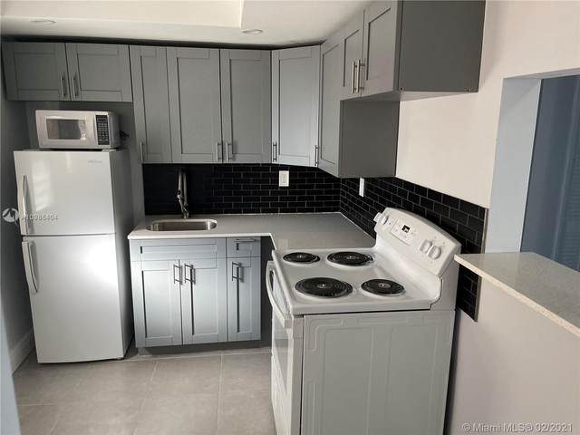 2861 Leonard Dr F114, Aventura, FL 33160 (MLS #A10986404) :: Green Realty Properties