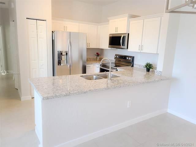 13109 SW 44th St #13109, Miramar, FL 33027 (MLS #A10986425) :: Search Broward Real Estate Team