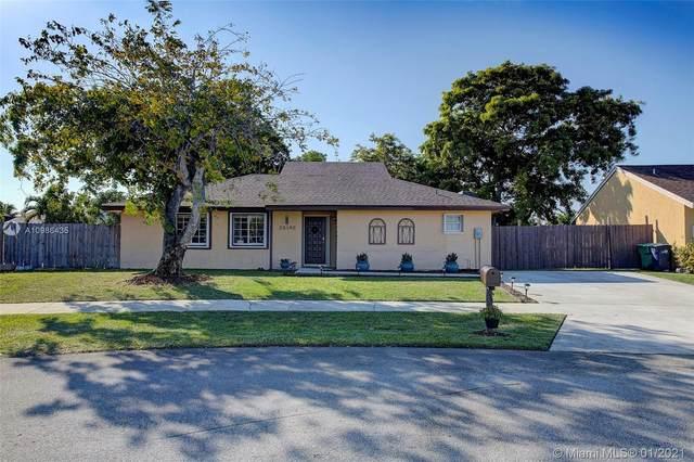 20490 SW 123rd Pl, Miami, FL 33177 (MLS #A10986435) :: Green Realty Properties