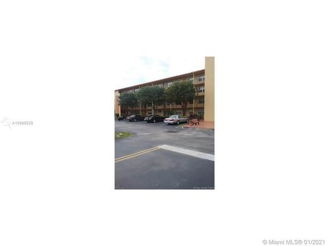 750 SW 133rd Ter 101C, Pembroke Pines, FL 33027 (MLS #A10986529) :: Jo-Ann Forster Team