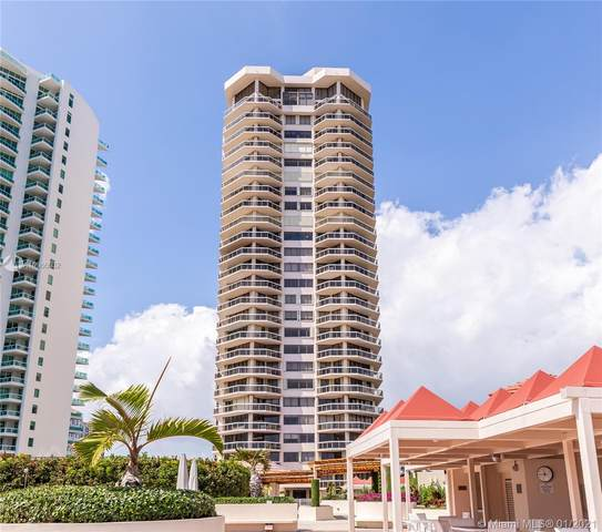 20185 E Country Club Dr #501, Aventura, FL 33180 (MLS #A10986532) :: Search Broward Real Estate Team