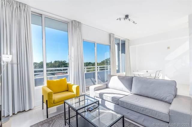 3250 Grand Ave #407, Miami, FL 33133 (MLS #A10986552) :: Douglas Elliman