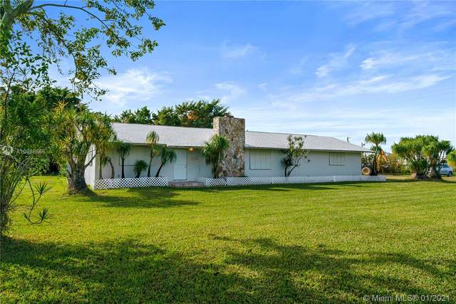 21320 SW 224th St, Miami, FL 33170 (MLS #A10986565) :: THE BANNON GROUP at RE/MAX CONSULTANTS REALTY I
