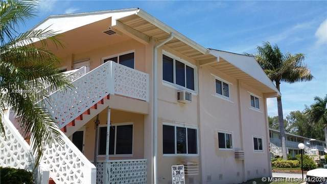 600 Layne Blvd #233, Hallandale Beach, FL 33009 (MLS #A10986570) :: Castelli Real Estate Services