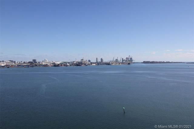 800 E Claughton Island Dr #1202, Miami, FL 33131 (MLS #A10986571) :: Douglas Elliman