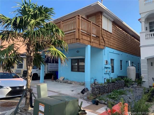 320 Missouri St, Hollywood, FL 33019 (MLS #A10986581) :: Green Realty Properties