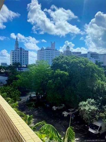 1750 James Ave 5A, Miami Beach, FL 33139 (MLS #A10986583) :: Albert Garcia Team