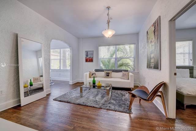 900 16th St #204, Miami Beach, FL 33139 (MLS #A10986618) :: Prestige Realty Group
