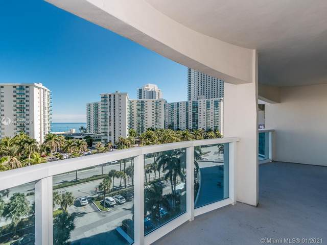 3800 S Ocean Dr #717, Hollywood, FL 33019 (MLS #A10986679) :: Prestige Realty Group