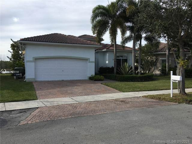 1427 SE 22nd Ln, Homestead, FL 33035 (MLS #A10986708) :: Carole Smith Real Estate Team