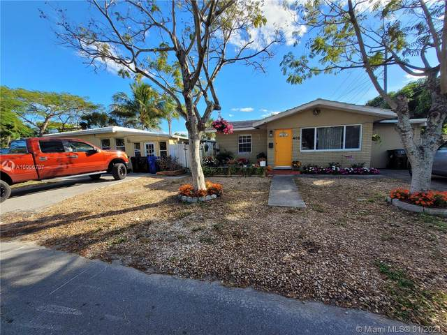 1627 SW 4th Ave, Fort Lauderdale, FL 33315 (MLS #A10986737) :: The Teri Arbogast Team at Keller Williams Partners SW