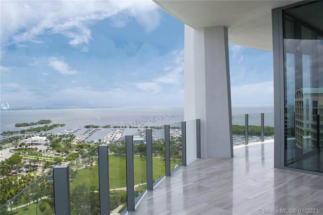 2821 S Bayshore Drive 19D, Miami, FL 33133 (MLS #A10986757) :: KBiscayne Realty