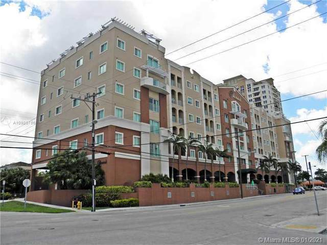 2280 SW 32nd Ave #313, Miami, FL 33145 (MLS #A10986786) :: Green Realty Properties