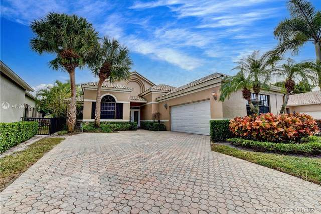 10166 Dover Carriage Ln, Lake Worth, FL 33449 (MLS #A10986860) :: Castelli Real Estate Services