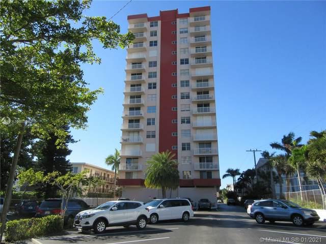 3161 S Ocean Dr #409, Hallandale Beach, FL 33009 (MLS #A10986862) :: Castelli Real Estate Services