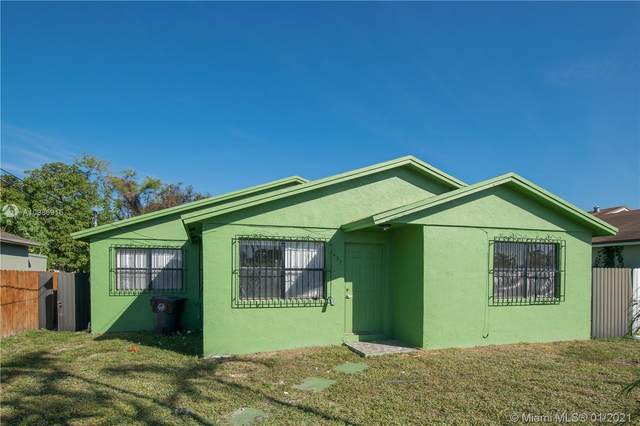 4437 SW 22nd St, West Park, FL 33023 (#A10986915) :: Posh Properties