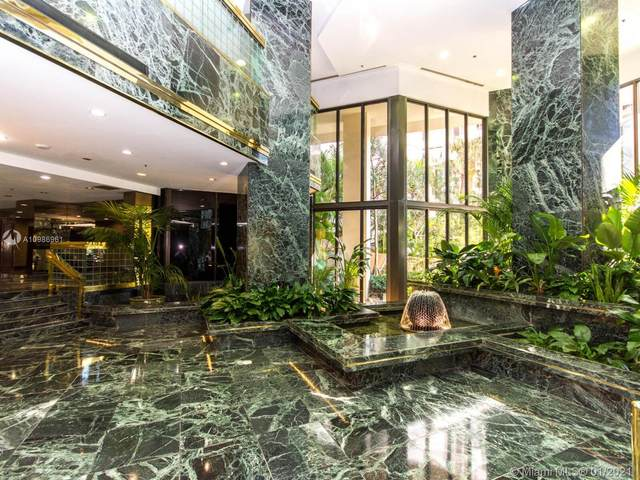 10175 Collins Ave #502, Bal Harbour, FL 33154 (MLS #A10986961) :: Miami Villa Group