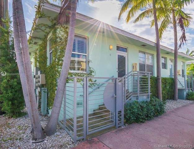 Miami Beach, FL 33139 :: Green Realty Properties