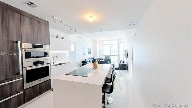 851 NE 1st Ave #2607, Miami, FL 33132 (MLS #A10986984) :: The Teri Arbogast Team at Keller Williams Partners SW