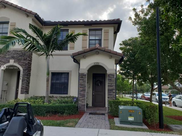 11590 SW 248th Ter N/A, Homestead, FL 33032 (MLS #A10987003) :: The Riley Smith Group