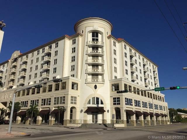 2030 S Douglas Rd #515, Coral Gables, FL 33134 (MLS #A10987024) :: Douglas Elliman