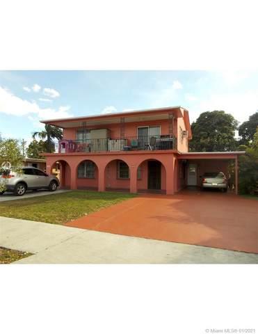 860 E 18th St, Hialeah, FL 33013 (MLS #A10987035) :: Equity Realty