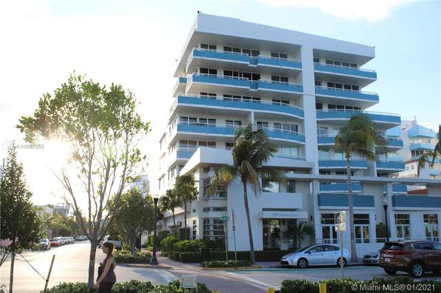 200 Ocean Dr 6A, Miami Beach, FL 33139 (MLS #A10987053) :: Podium Realty Group Inc