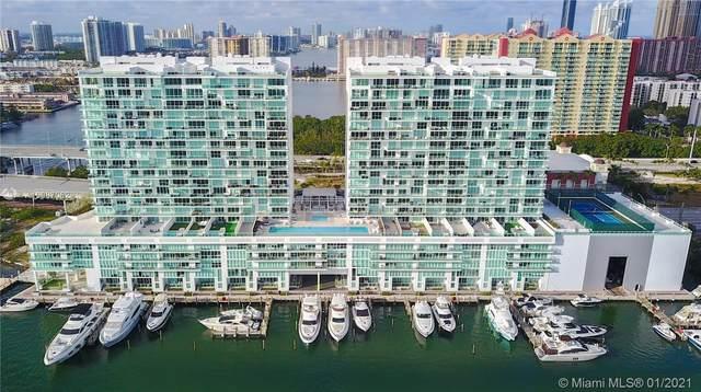 400 Sunny Isles Blvd Dd302, Sunny Isles Beach, FL 33160 (MLS #A10987062) :: The Rose Harris Group