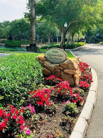 1000 Quayside Ter #408, Miami, FL 33138 (MLS #A10987068) :: Castelli Real Estate Services