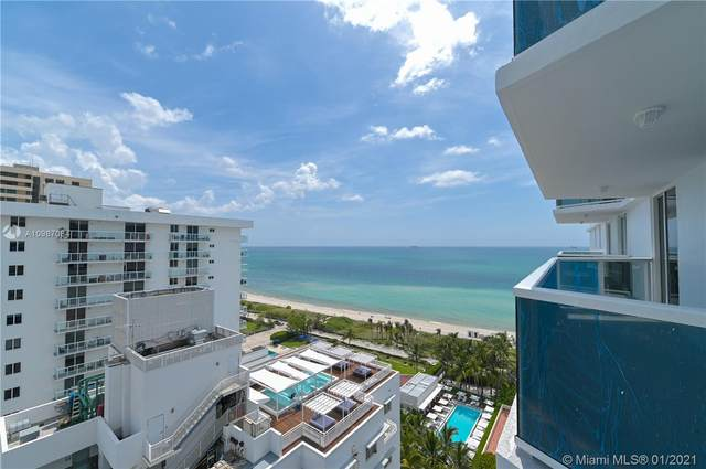 2401 Collins Ave #1810, Miami Beach, FL 33140 (MLS #A10987084) :: Douglas Elliman