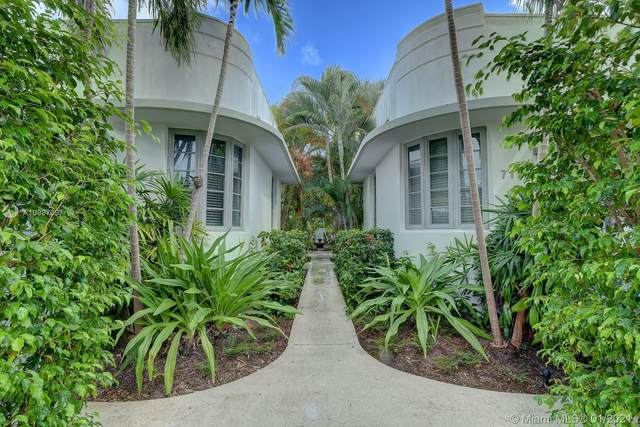 727 Jefferson Ave #5, Miami Beach, FL 33139 (MLS #A10987097) :: Green Realty Properties