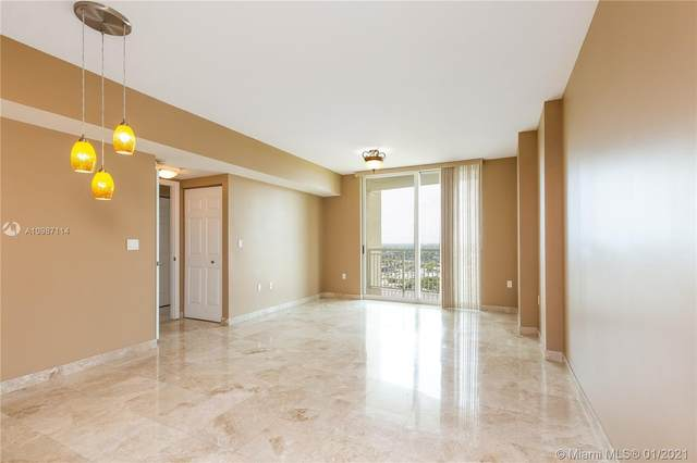 1745 E Hallandale Beach Blvd 2301W, Hallandale Beach, FL 33009 (MLS #A10987114) :: KBiscayne Realty