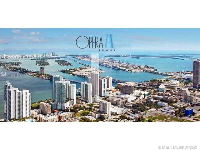 1750 N Bayshore Dr #3704, Miami, FL 33132 (MLS #A10987119) :: Search Broward Real Estate Team