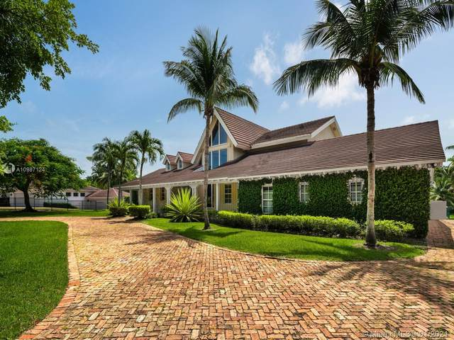 441 Ridge Rd, Coral Gables, FL 33143 (MLS #A10987124) :: Equity Realty