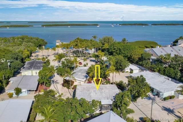 81200 Overseas Hwy 19,20,25, Islamorada, FL 33036 (MLS #A10987130) :: Green Realty Properties