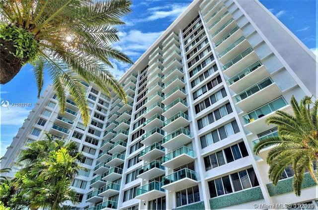 1000 West Ave #1421, Miami Beach, FL 33139 (MLS #A10987142) :: Podium Realty Group Inc