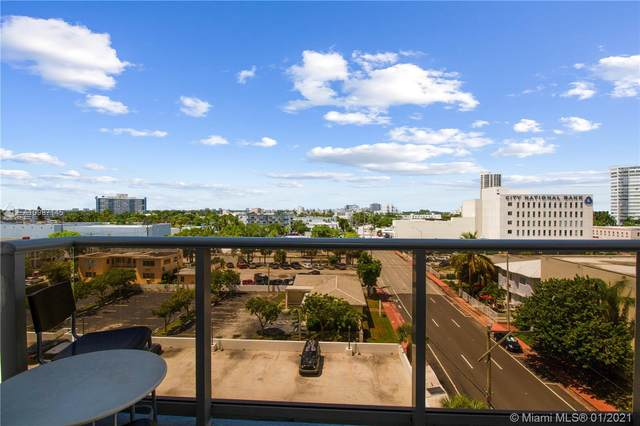 401 69th St #601, Miami Beach, FL 33141 (MLS #A10987145) :: Douglas Elliman
