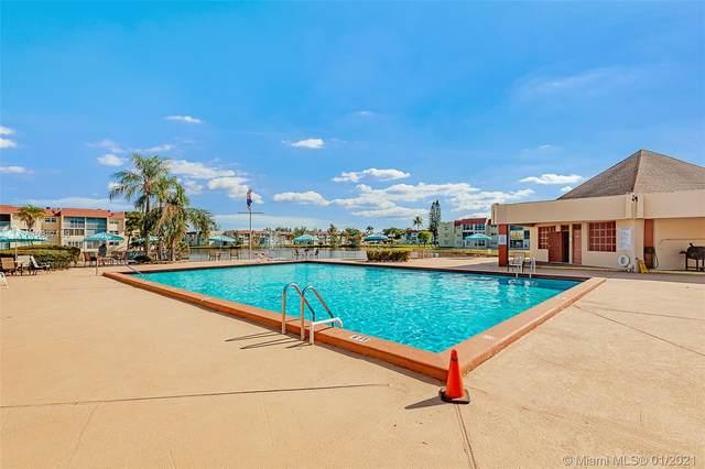 3091 E Sunrise Lakes Dr #308, Sunrise, FL 33322 (MLS #A10987189) :: Castelli Real Estate Services