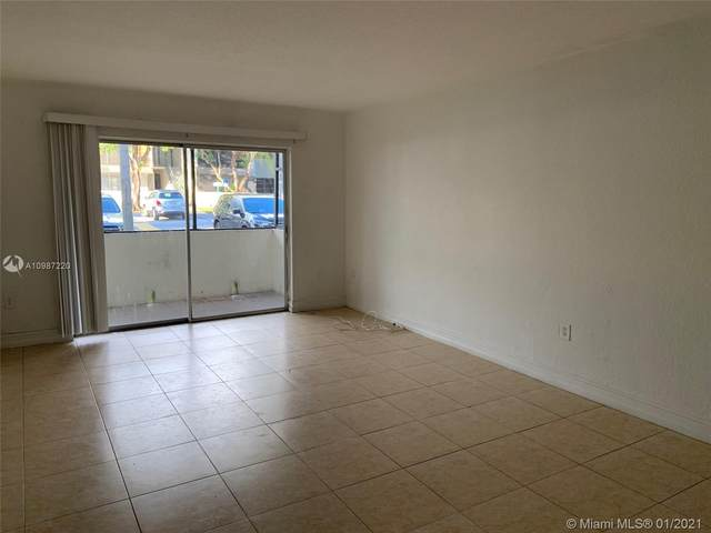 7945 SW 104th St 105C, Miami, FL 33156 (MLS #A10987220) :: Douglas Elliman